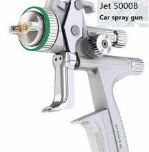 Оптом и в розницу Струи 5000B профессиональный Graity HVLP spray gun с 1.3 мм сопло автомобильная краска пистолет, окрашенные высокой эффективности