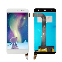 For General mobile GM5 LCD Display +Touch Screen 100% tested Digitizer Assembly Replacement For General mobile GM 5