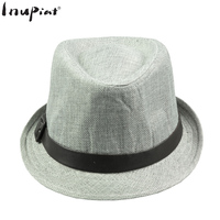 INUPIAT Fashion Women Hats Spring Summer Hat Solid Color Belt Decoration Top Quality Material British Style