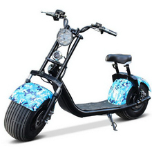 320642/Harley electric car / electric scooter / wide tire electric car / battery car motorcycle scooter/Hydraulic disc brake