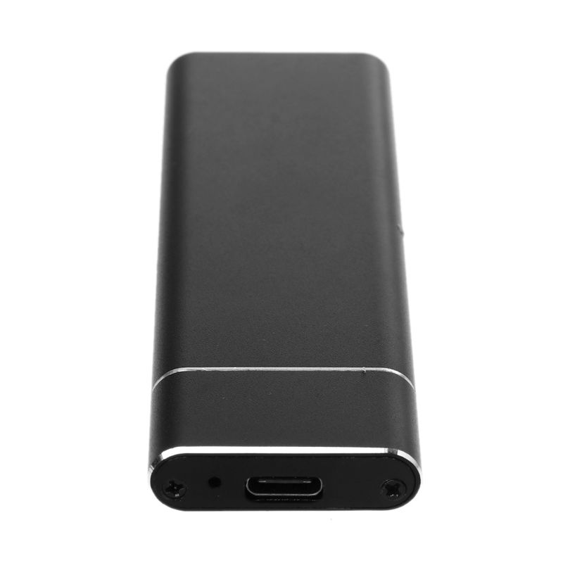 Type C USB 3.1 to M.2 NGFF SSD Mobile Hard Disk Box Adapter Card External Enclosure Case for m2/SATA/SSD USB 3.1 2230/2242/22