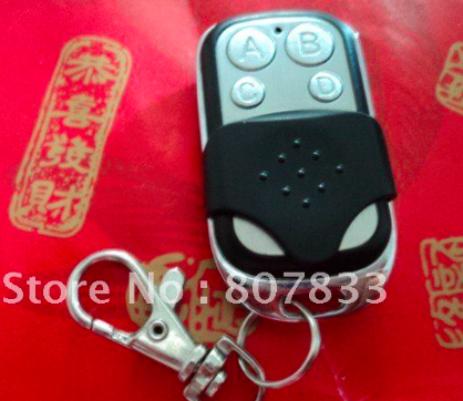 TOP quality DOORMATIC SAW 4channel  433.92MHZ, garage door remote control, transmitter, opener