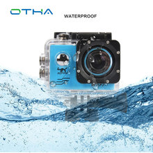 Orignal OTHA Action Camera 4K Video Wifi Full HD 1080p 60fps Waterproof Camera Deportivas HD Underwater Camera
