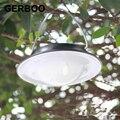 GERBOO Solar Light Outdoor Garden Spotlights for Holiday Tree Decoration 2PCS/LOT