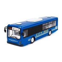 Professional font b RC b font Bus 2 4G Realistic Remote Control Bus font b Car