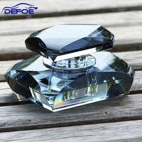 Neue design K9 Kristall parfüm sitz hause auto dekoration top grad Auto luftreiniger Kapazität 20 ml größe 100*75*75mm 3 farbe wählte