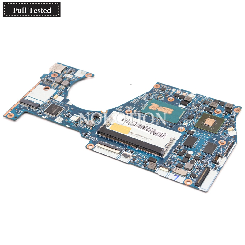 NOKOTION For Lenovo Yoga 3 14 Laptop Motherboard With I7 5500U CPU GT940m 2GB 5B20H35684 5B20H35674