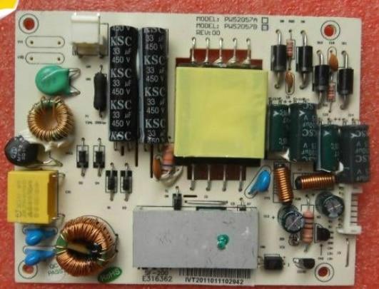 PW52057A PW52057B Power Supply 12V 5V AY050D-2SF03 AY050D-2SF04,USED PARTS