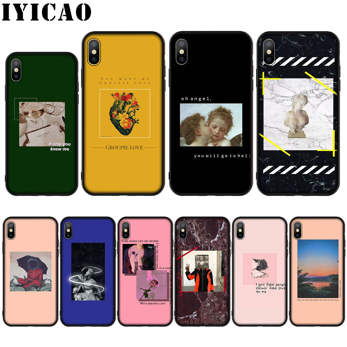love angel iphone 11 case
