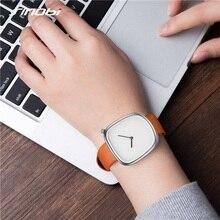 SINOBI бренд нерегулярные Дизайн модные креативные Для женщин Часы 2017 нейтральный 4 кожа Цвета кварцевые женские часы Relogio feminino