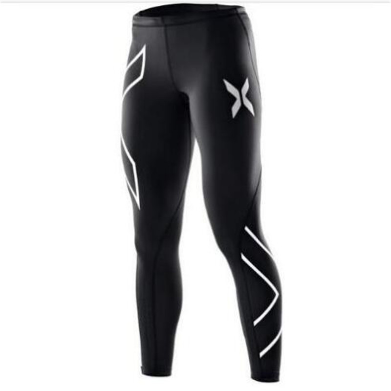2018 Women compression fitness tights female pants Joggers Superelastic stretch pants breathable Joggers trousers