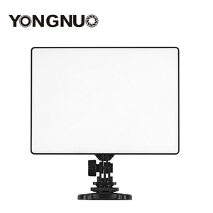 Image 2 - YONGNUO YN 300 YN300 Luft Kamera LED Video Licht Panel Auf Kamera 3200 karat 5500 karat mit Batterie Ladegerät für canon Nikon Live Stream