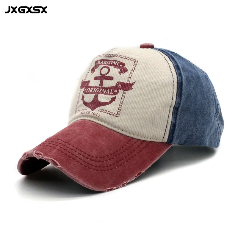 [JXGXSX] High quality Cotton Letter printing Baseball Cap Men Women Snapback Hat Sports Caps Outdoor Hat gorras casquette homme high quality plain dyed sand washed 100% soft cotton cap sport hat gorras snapback cap outdoor sun hat for women caps