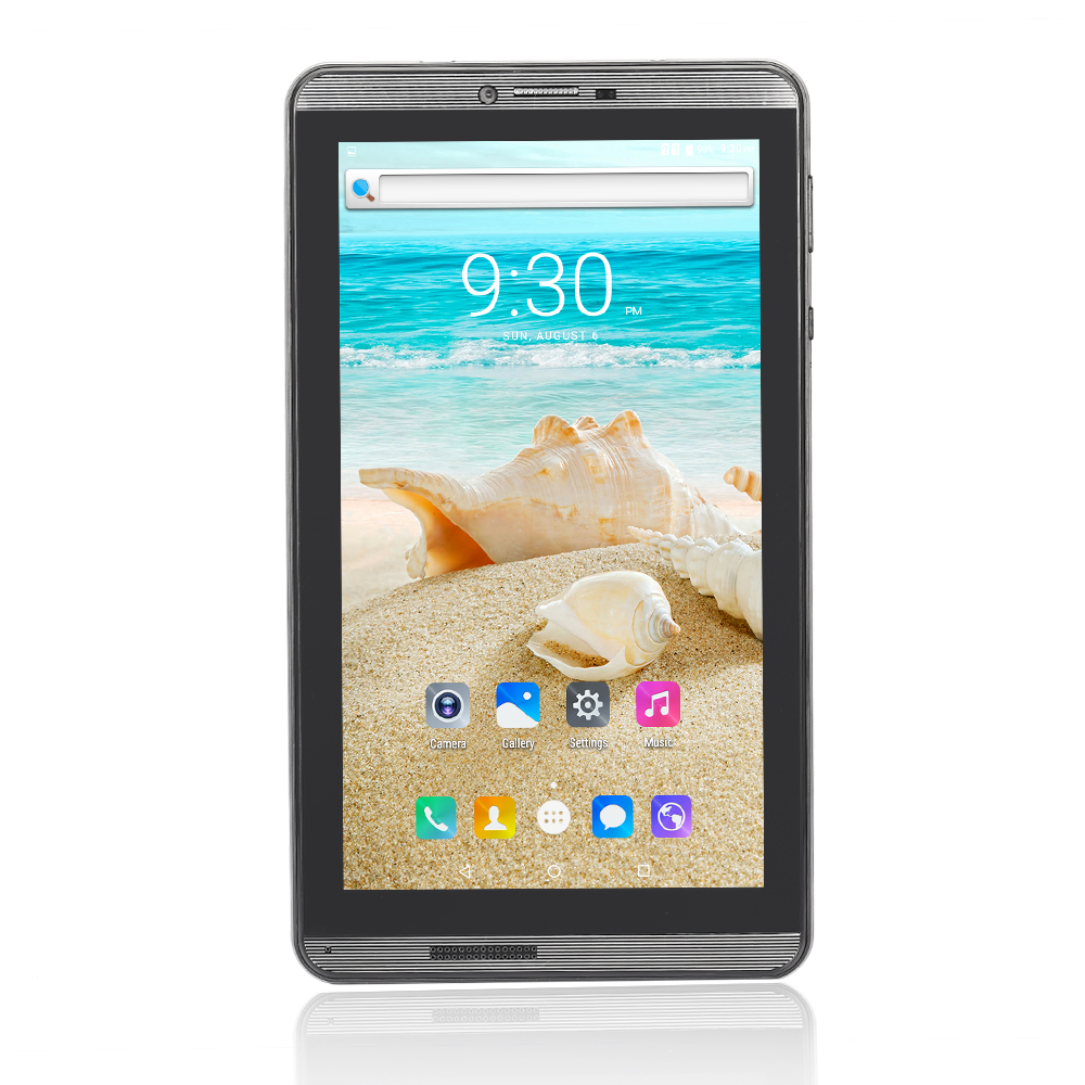Mosscow Shipping 7 Inch Q706 Original 6.0 Android Phone Tablet 16GB ROM Quad Core Built-in 3G External 3G Tablet Pc 2018