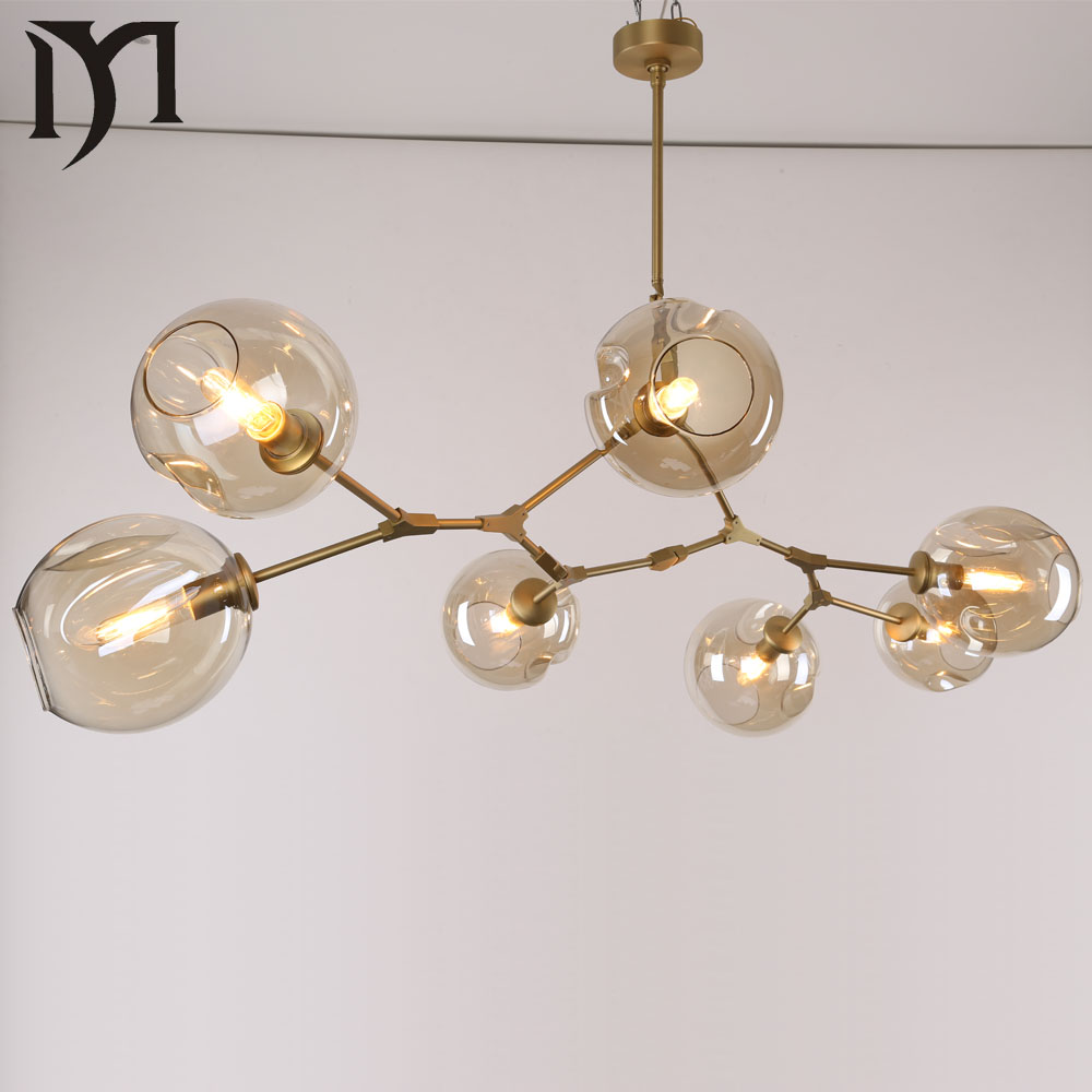 Lindsey Adelman 7 Globe Branching Bubble Glass Modern Pendent Light,Chandelier dinning room,bedroom,kitchen Lamp футболка insight lindsey gooden tee dusted