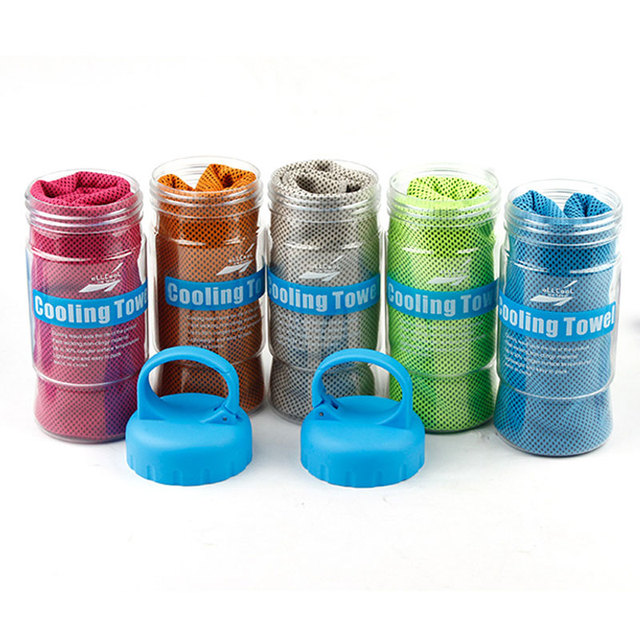 Multicolor Cooling Sport Towels