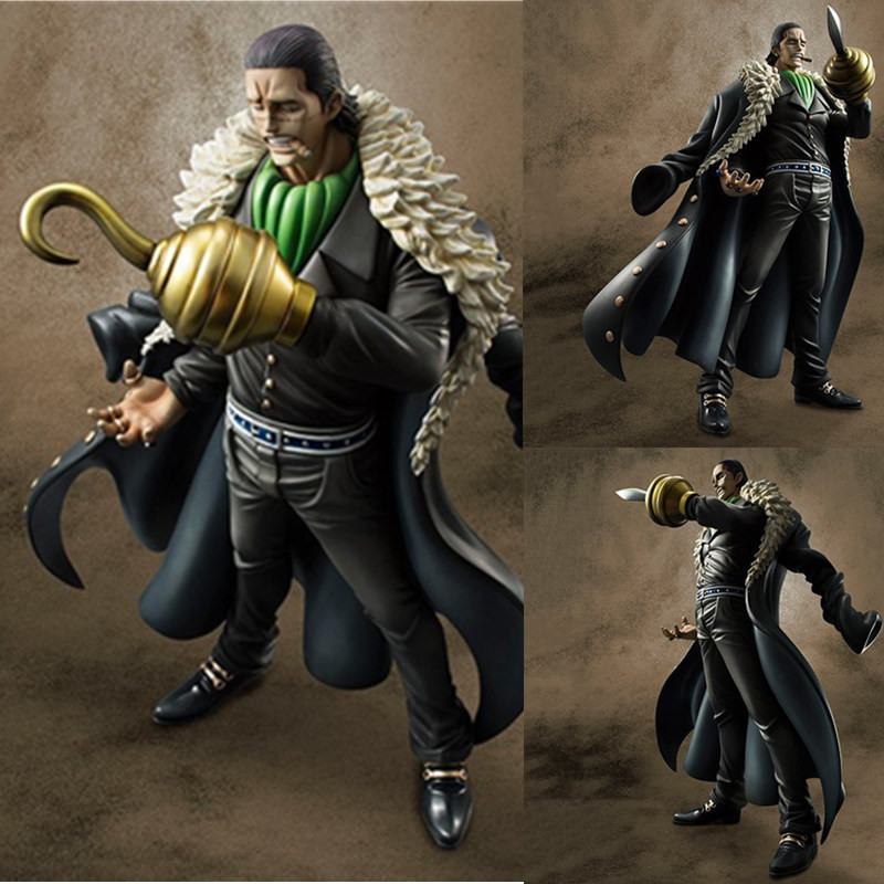 ФОТО one piece model pop seven hand crocodile king wu hasha klockdale / sand crocodile cartoon ornaments