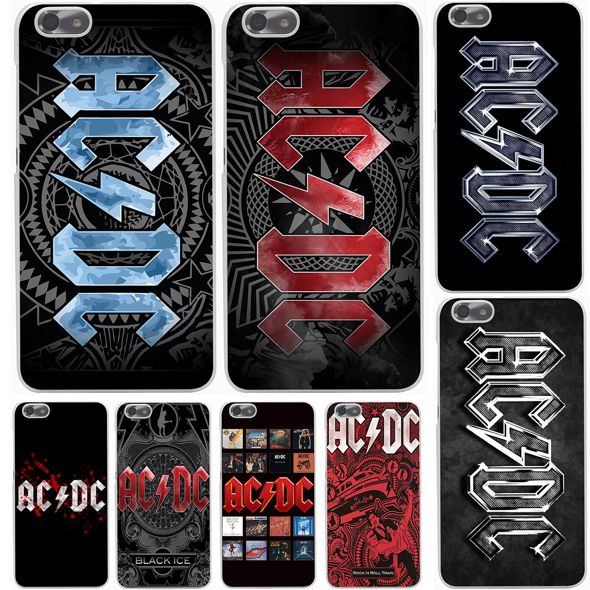 coque acdc huawei p8 lite 2017