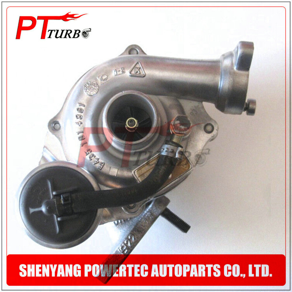 KP35 complete turbocharger 54359880001 / 54359880007 / 54359880009 full turbo for Citroen C1 C2 C3 Xsara 1.4 HDi OEM 96436574980