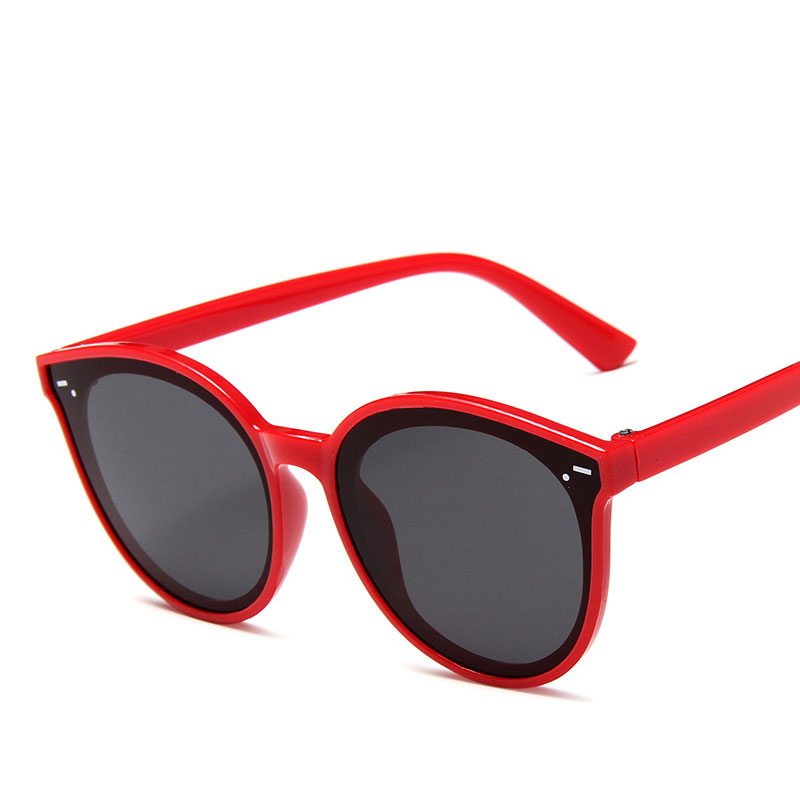 2019 Goggle Round New Kids Sunglasses Boys Girls Baby Infant Fashion Sun Glasses UV400 Eyewear Child Shades  Trending Products