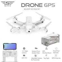 SJRC Z5 RC Drohne Berufs GPS RTF 5G WiFi FPV 1080P Kamera Mit GPS Folgen Mir Modus RC quadcopter vs XS809 B5W JJPRO X5 F11