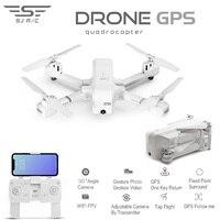 SJRC Z5 RC Drone Professional GPS RTF 5G WiFi FPV 1080P Camera With GPS Follow Me Mode RC Quadcopter vs XS809 B5W JJPRO X5 F11