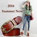 Womens Belt belts straps leather belt woman bayan kemer designer riemen hoge kwaliteit cinturones mujer marcas famosas cowgirl
