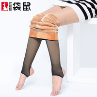 2017 Sale Stockings New Style Adds Thick Wool Light Legs Anti Hook Silk Really Skin Pants