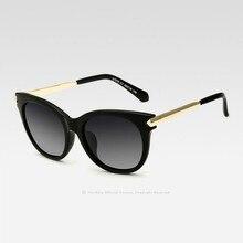 Fashion Women Vintage Large Sunglasses Polarized Cat Eye Ladies Designer Sunglasses Outdoor Goggle Oculos De Sol
