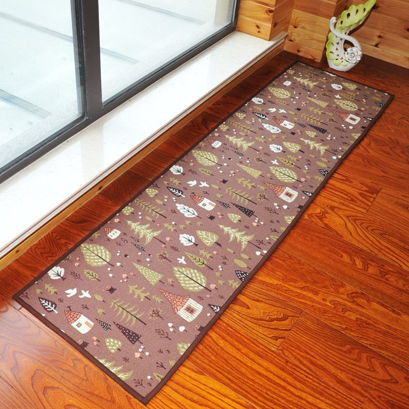 machine washable kitchen rug