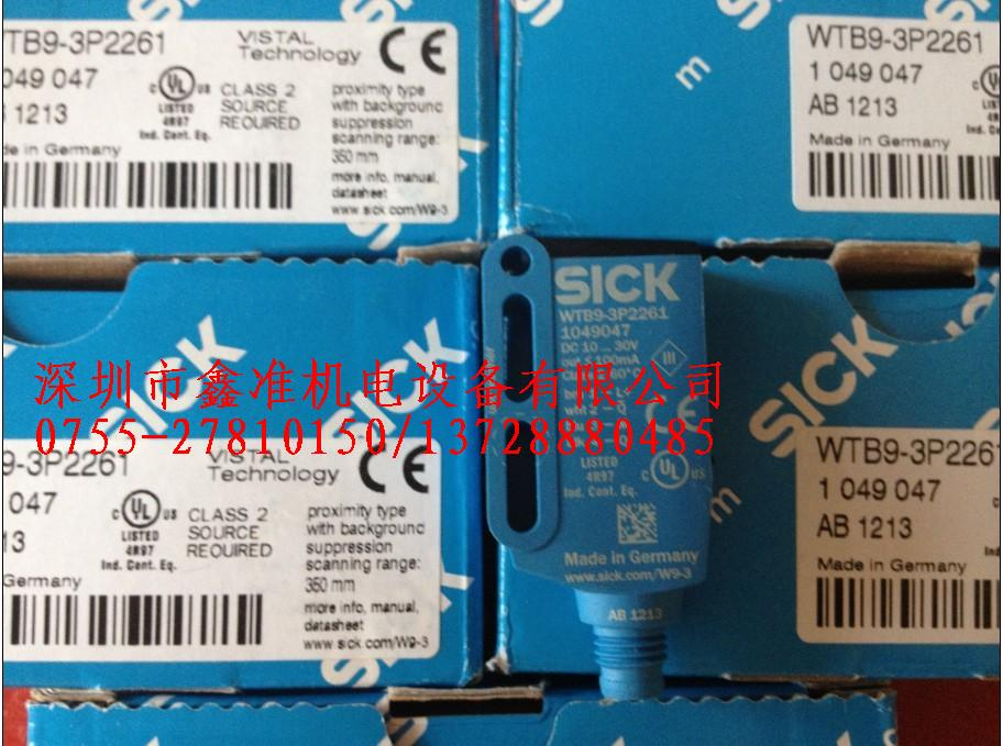 WTB9-3P2261 Photoelectric Switch e3x da21 s photoelectric switch