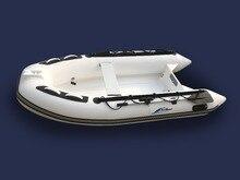 Free Sea Shipping RIB300 Goethe Factory Direct Sale Rigid Inflatable PVC Boat Fiberglass Boat