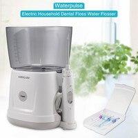 Waterpulse 1000ml Electric Oral Irrigator Portable Water Flosser Powerful Dental Floss Water Jet Teeth Cleaner Oral Irrigation