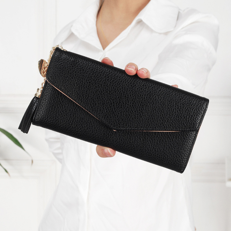 Envelope Clutch Wallet For Women, PU Leather Hasp Fashion Design Wallet For Phone Money Bags Coin Purse weichen new geometric envelope clutch wallet for women pu leather hasp fashion design wallet for phone money bags coin purse