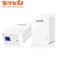 Tenda 1 para PH3 1000 mb/s zestaw Gigabit linii zasilania Adapter Powerline adapter sieci AV1000 Ethernet PLC Adapter IPTV homeplug AV2|Adaptery sieciowe Powerline|Komputer i biuro -