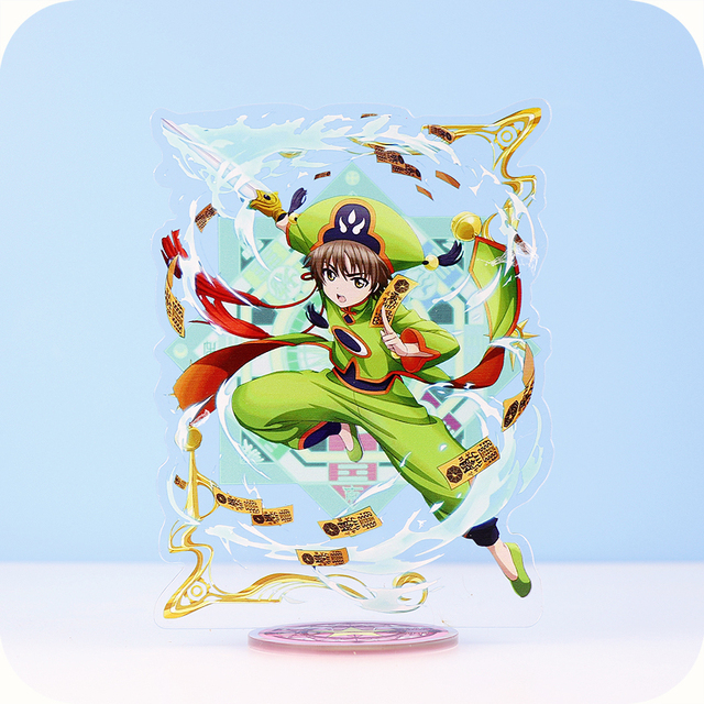 Аниме фигурка акриловая Cardcaptor Sakura 4