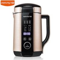 Joyoung Q8 прибор для приготовления соевого молока полностью автоматический двойной назначение соевое молоко машина 1300 ml Бесплатная фильтр сте