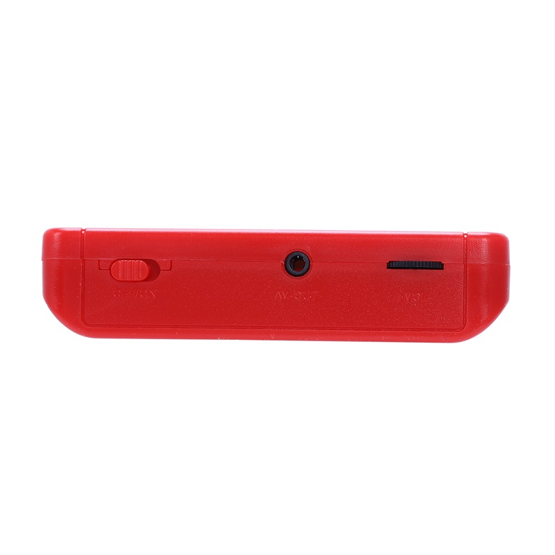 Image 5 - Powkiddy 2.6 Inch Retro Game Mini Handheld Console Support AV Output Built In 500 Games Double Player With Game Controller(Red-in Handheld Game Players from Consumer Electronics