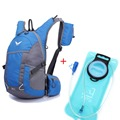2017 New Hot 30L Hydration Bicycle Backpack Water Bladder Bag Waterproof Rucksack Camp Climb Hike Mochilas travel Pack Women Men