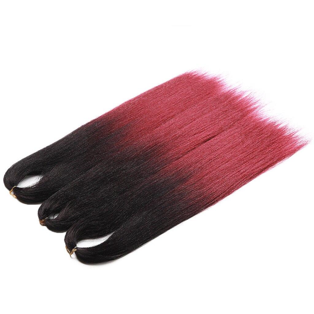 Cheap Sale Hair Care Wig Stands False Hair Wigs For Multicolor Women Hair Extension Synthetic Braiding Hair Fashion 2019 Novel Mar20