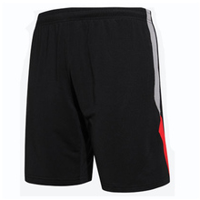 High quality 2019 Summer Thin Active Elastic Waist male shorts quick-drying Zipper pocket breathable loose bodybuilding shorts active quick drying elastic band vest with holes details