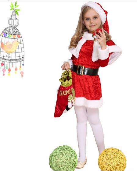 Christmas Tree Dress Costume: New Boy Girl 2016 Christmas Set Kids Snowman Dress Santa