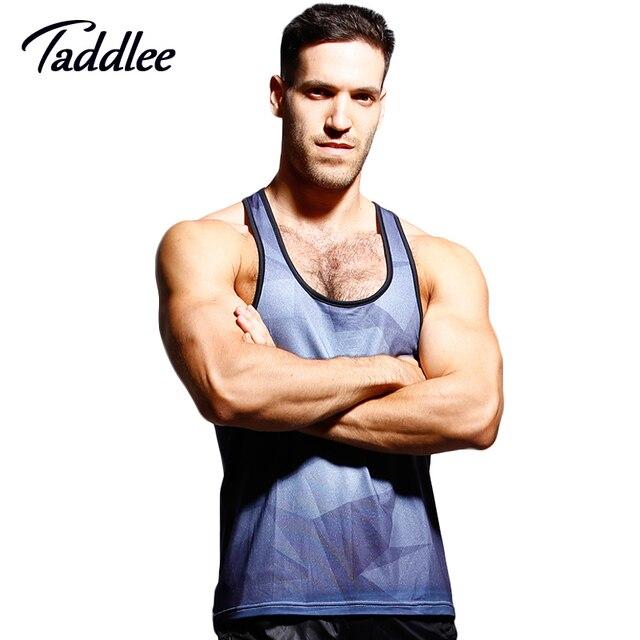 Aliexpress Com Buy Taddlee Brand Men Tank Top Sleeveless T Shirts