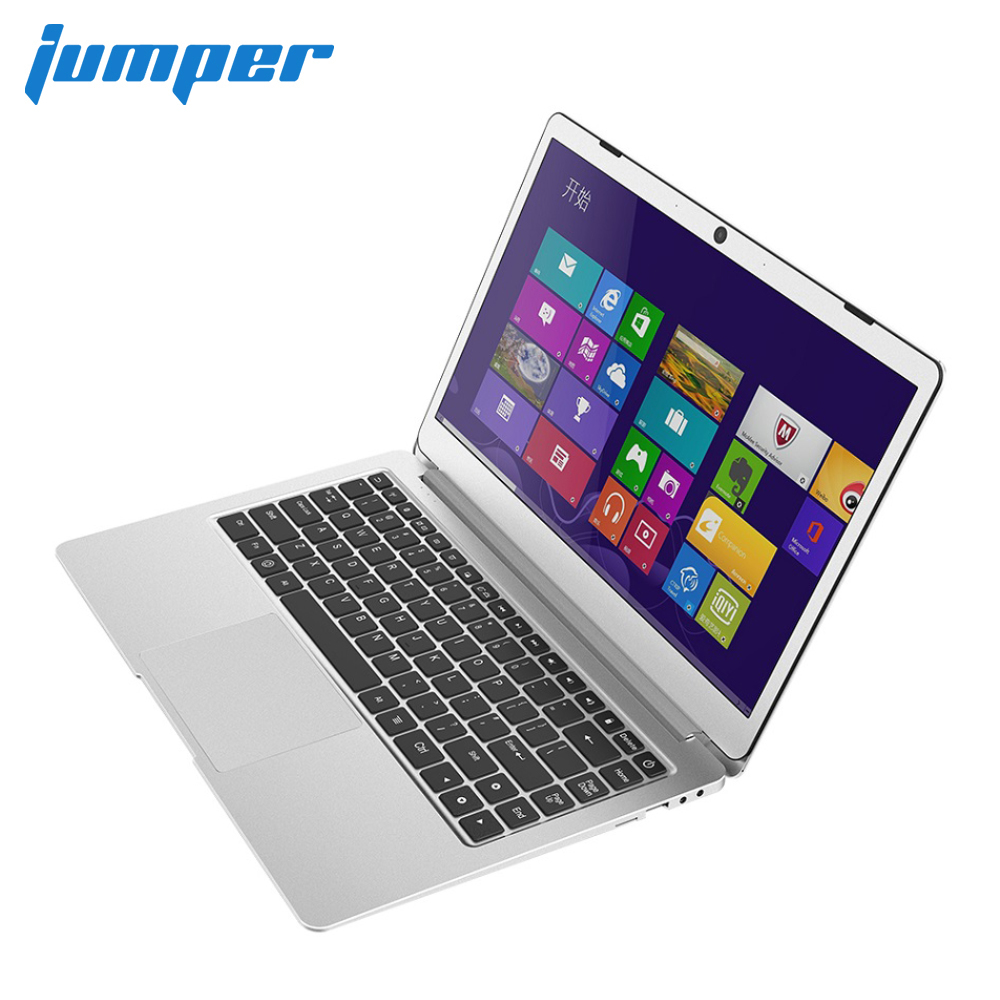 "14"" 1080P laptop Jumper EZbook 3 plus notebook Intel Core M 7Y30 8G DDR3L 128G SSD ultrabook Metal Case Windows10 802.11 AC Wifi"