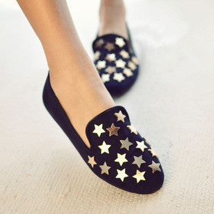 2013 spring casual flat heel gommini women's female loafers shoes single shoes female women's shoes flat