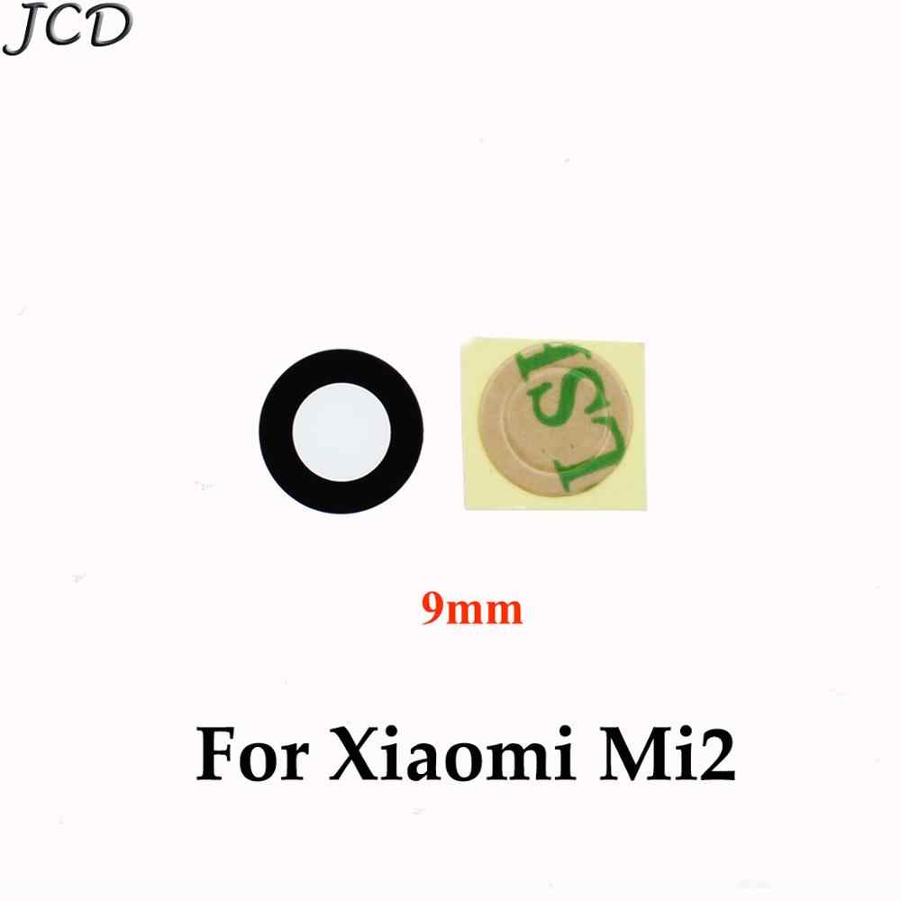 JCD ل شياو mi mi 2 2A 3 4 4C 5 5S زائد 5X6 6X8 8se mi 8 لايت هاتف محمول mi note ماكس الخلفية الكاميرا الخلفية غطاء لعدسات النظارة إصلاح قطع الغيار