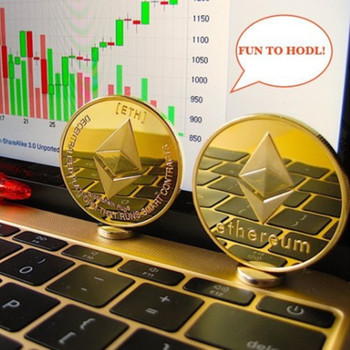 Ethereum gift coin