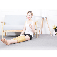 Multifunctional Electric Knee Leg Massager Health Physical Therapy Instrument Relief Pain Treatment Old Cold Leg Massager