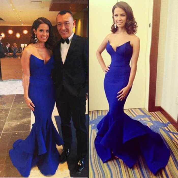 Online Get Cheap Sapphire Blue Prom Dresses -Aliexpress.com ...