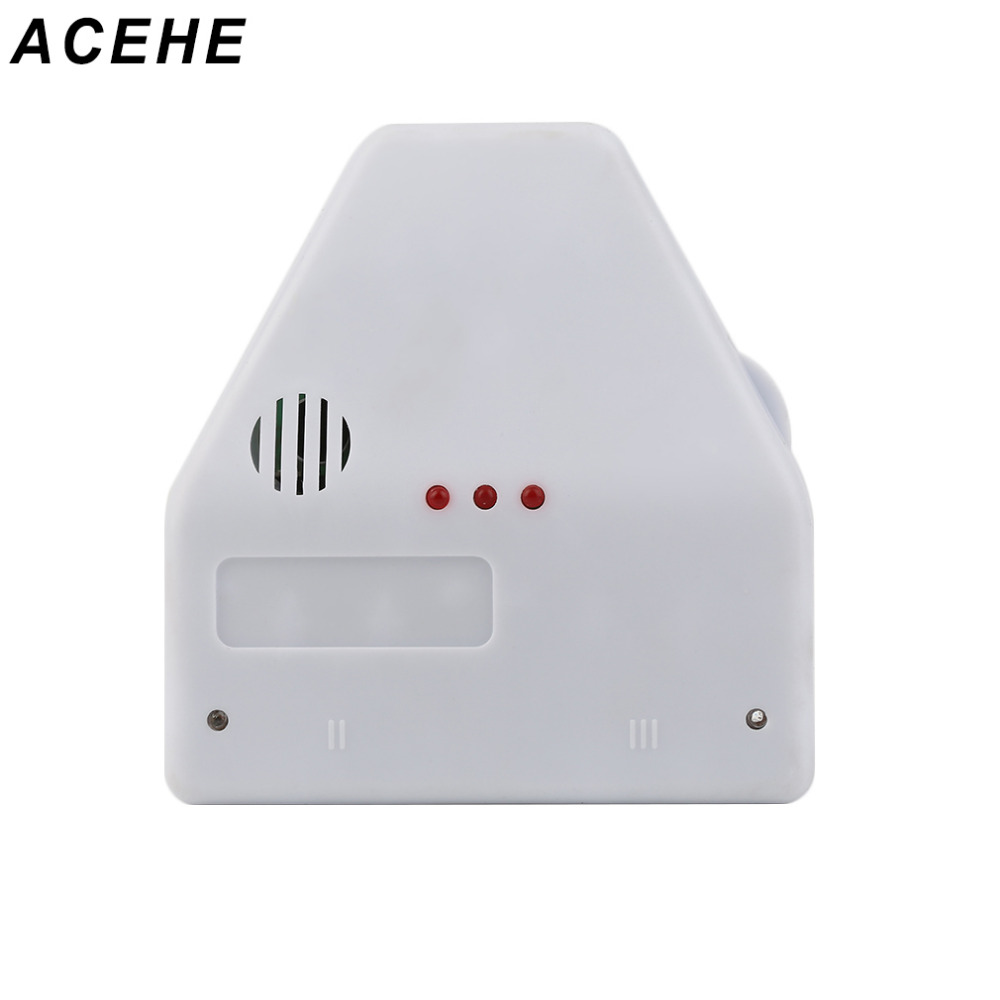 цена на 110V Electronic Gadget Hand Light Switches Universal Switch Sound Activated Switch On Off White US Plug